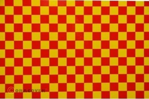 Plotterfolie Oracover Easyplot Fun 4 95-033-023-010 (L x B) 10000 mm x 600 mm Gelb-Rot