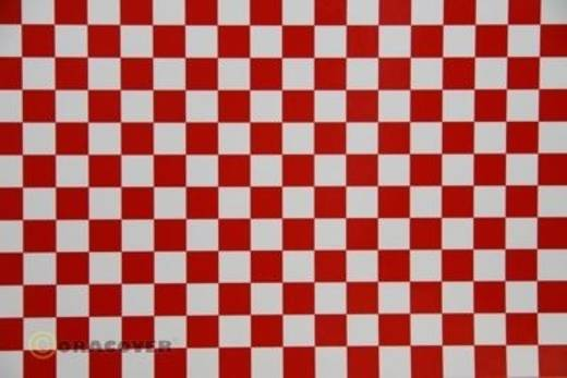 Plotterfolie Oracover Easyplot Fun 3 87-010-023-010 (L x B) 10000 mm x 600 mm Weiß-Rot
