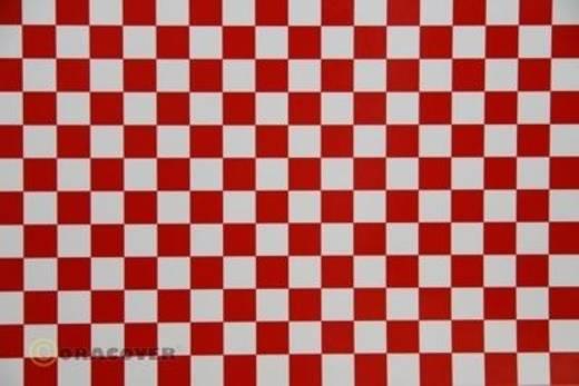 Plotterfolie Oracover Easyplot Fun 4 95-010-023-010 (L x B) 10 m x 60 cm Weiß-Rot