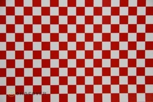Plotterfolie Oracover Easyplot Fun 4 99-010-023-002 (L x B) 2000 mm x 380 mm Weiß-Rot