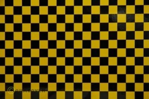 Plotterfolie Oracover Easyplot Fun 4 98-033-071-002 (L x B) 2 m x 30 cm Gelb-Schwarz