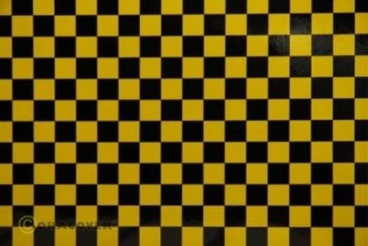 Plotterfolie Oracover Easyplot Fun 4 98-033-071-010 (L x B) 10000 mm x 300 mm Gelb-Schwarz