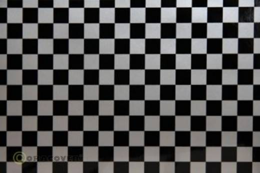 Plotterfolie Oracover Easyplot Fun 4 95-091-071-010 (L x B) 10 m x 60 cm Silber-Schwarz