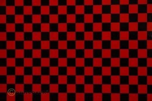 Plotterfolie Oracover Easyplot Fun 4 97-023-071-010 (L x B) 10 m x 20 cm Rot-Schwarz
