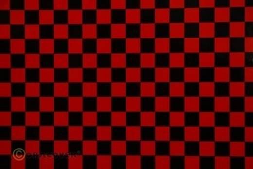 Plotterfolie Oracover Easyplot Fun 4 99-023-071-002 (L x B) 2 m x 38 cm Rot-Schwarz