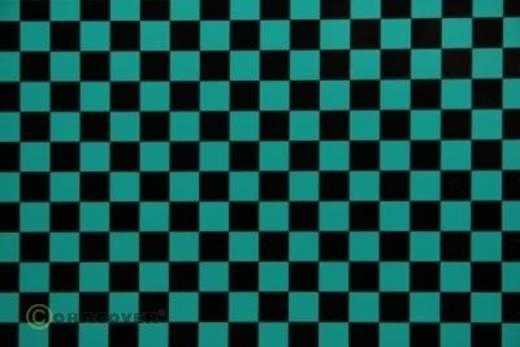 Plotterfolie Oracover Easyplot Fun 4 98-017-071-002 (L x B) 2000 mm x 300 mm Türkis-Schwarz