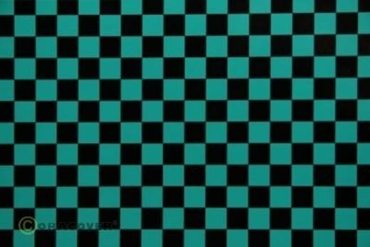 Plotterfolie Oracover Easyplot Fun 4 98-017-071-010 (L x B) 10000 mm x 300 mm Türkis-Schwarz