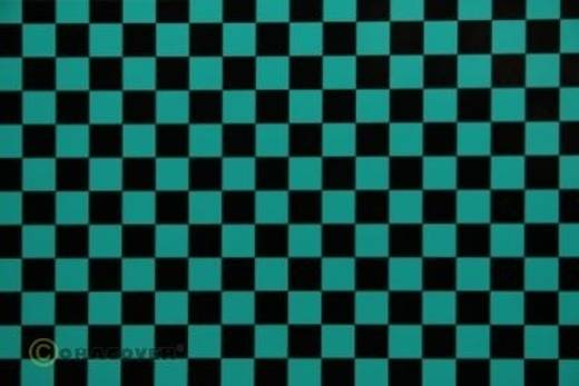 Plotterfolie Oracover Easyplot Fun 4 99-017-071-002 (L x B) 2000 mm x 380 mm Türkis-Schwarz