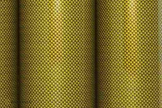 Bügelfolie Oracover 421-036-010 (L x B) 10000 mm x 600 mm Kevlar®