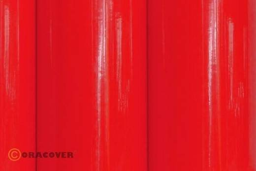 Plotterfolie Oracover Easyplot 80-026-010 (L x B) 10000 mm x 600 mm Transparent-Rot (fluoreszierend)