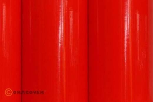 Plotterfolie Oracover Easyplot 54-021-010 (L x B) 10 m x 38 cm Rot (fluoreszierend)