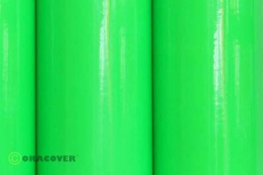 Plotterfolie Oracover Easyplot 54-041-010 (L x B) 10 m x 38 cm Grün (fluoreszierend)