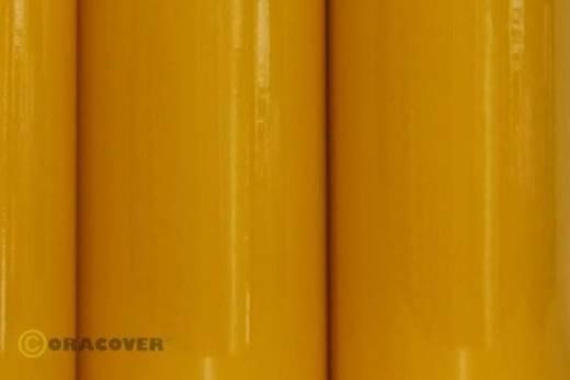 Plotterfolie Oracover Easyplot 64-030-010 (L x B) 10 m x 38 cm Scale-Cub-Gelb