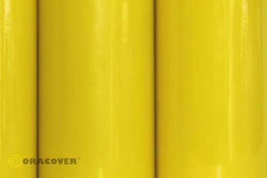 Plotterfolie Oracover Easyplot 84-039-010 (L x B) 10 m x 38 cm Transparent-Gelb