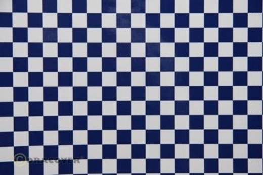 Plotterfolie Oracover Easyplot Fun 3 87-010-052-010 (L x B) 10 m x 60 cm Weiß-Dunkelblau