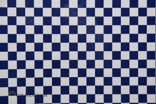 Plotterfolie Oracover Easyplot Fun 4 95-010-052-002 (L x B) 2 m x 60 cm Weiß-Dunkelblau
