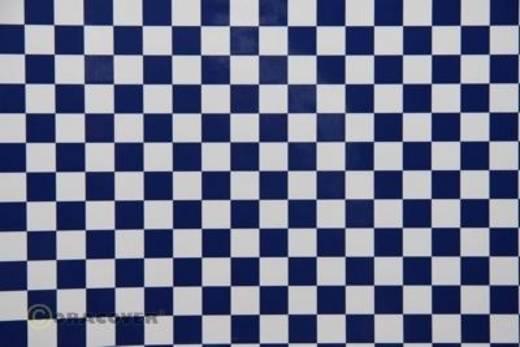 Plotterfolie Oracover Easyplot Fun 4 95-010-052-010 (L x B) 10 m x 60 cm Weiß-Dunkelblau