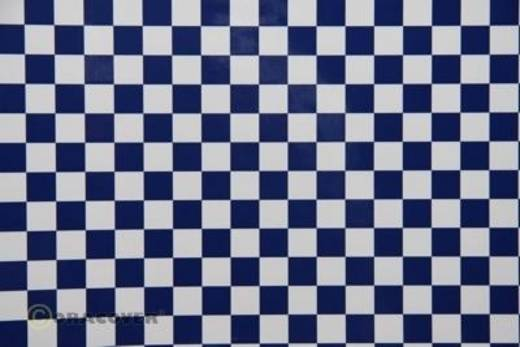 Plotterfolie Oracover Easyplot Fun 5 88-010-052-010 (L x B) 10 m x 60 cm Weiß-Dunkelblau