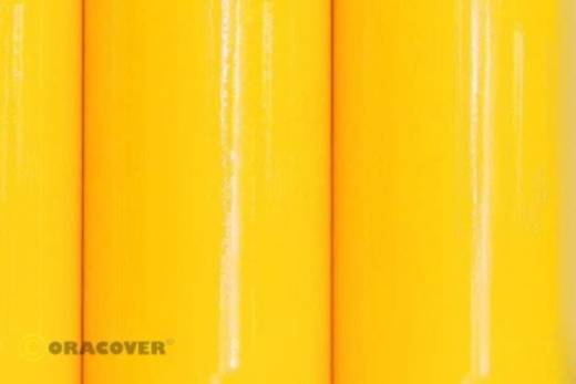 Plotterfolie Oracover Easyplot 52-033-002 (L x B) 2 m x 20 cm Cadmium-Gelb