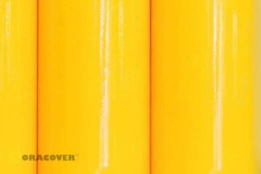 Plotterfolie Oracover Easyplot 53-033-002 (L x B) 2 m x 30 cm Cadmium-Gelb