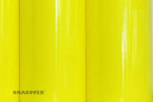 Plotterfolie Oracover Easyplot 52-031-002 (L x B) 2 m x 20 cm Gelb (fluoreszierend)
