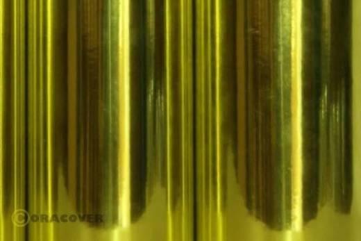 Plotterfolie Oracover Easyplot 52-094-002 (L x B) 2 m x 20 cm Chrom-Gelb