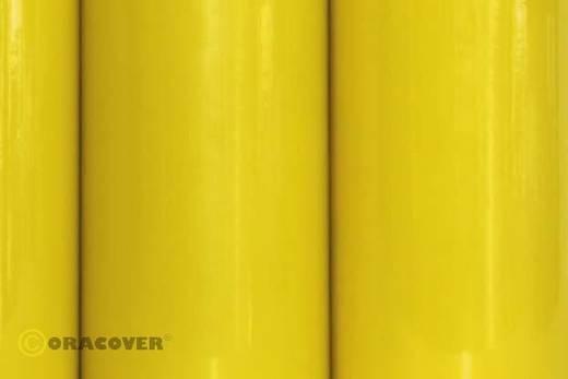 Plotterfolie Oracover Easyplot 82-039-002 (L x B) 2 m x 20 cm Transparent-Gelb