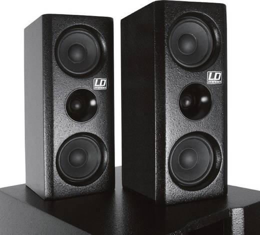 LD Systems Dave8XS Aktives PA-Lautsprecher-Set