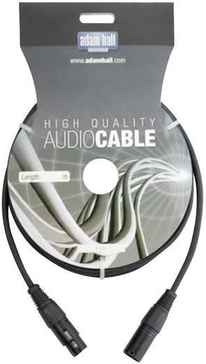 DMX Verbindungskabel [1x XLR-Stecker - 1x XLR-Buchse] 30 m AH Cables KDMX30