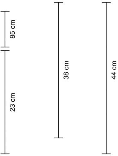 Autoradio-Versenkantenne RCS Systeme
