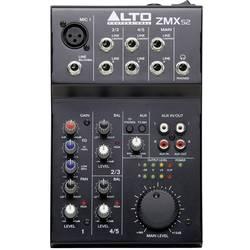 Image of Alto ZMX52 Konsolen-Mischpult Anzahl Kanäle:3