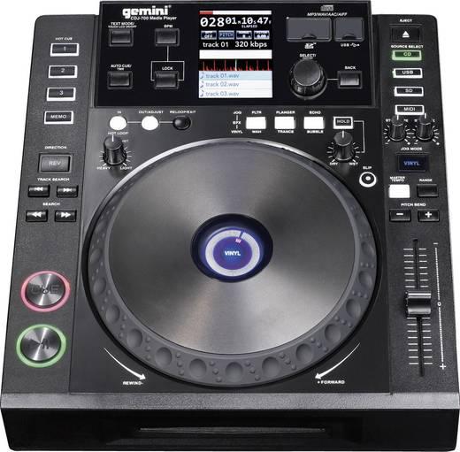 DJ Einzel CD Player Gemini CDJ-700