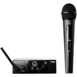 Sada bezdrôtového mikrofónu AKG WMS40Mini Vocal Set ISM3