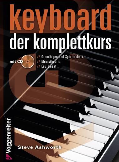 Voggenreiter Buch Keyboard - Der Komplettkurs