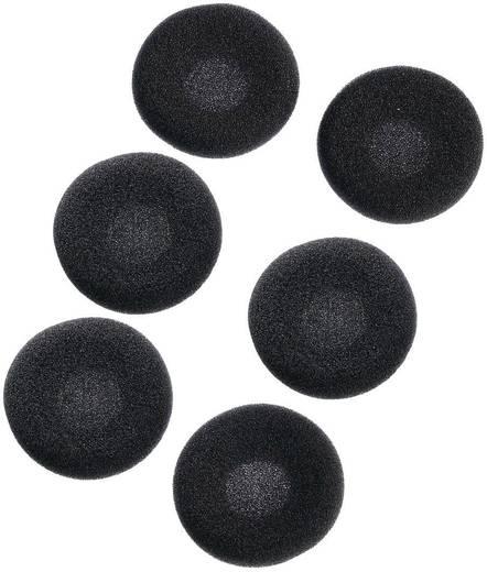 in ear kopfh rer ohrpolster 6 st thomson eara120 45 mm. Black Bedroom Furniture Sets. Home Design Ideas