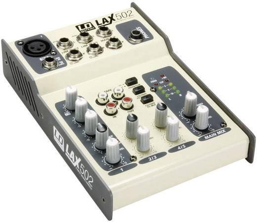 Konsolen-Mischpult LD Systems LDLAX502 Anzahl Kanäle:3