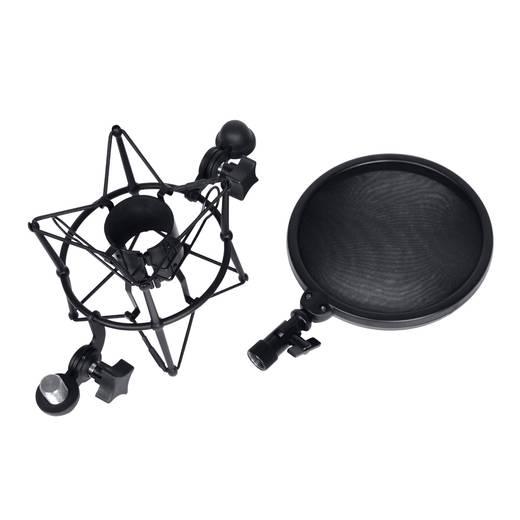 """Mikrofonspinne LD Systems DSM400 Produktabmessung, Ø: 43 mm Innengewinde: 5/8"""""""