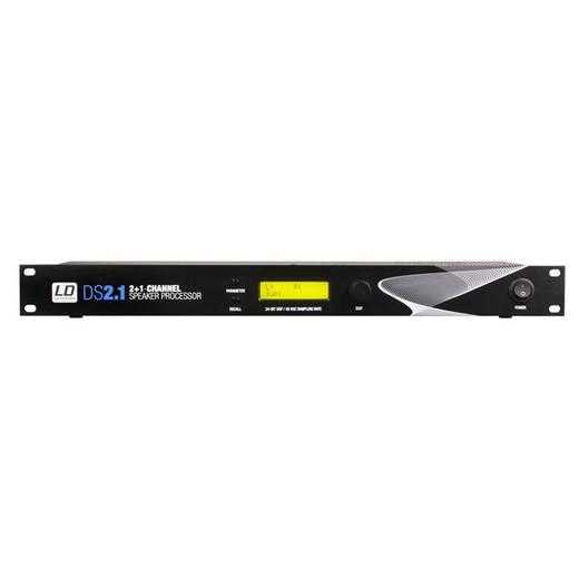 3-Kanal 19 Zoll Effektgerät LD Systems LDDS21 mit Display