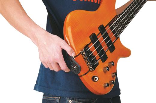 Gitarrengurt Ibanez GS260-BK Schwarz 148 cm