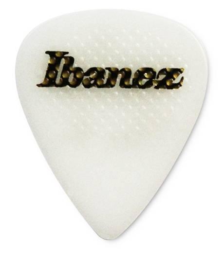 "Ibanez B1000SVR-WH Plektren-Set ""Steve Vai"" Weiß"