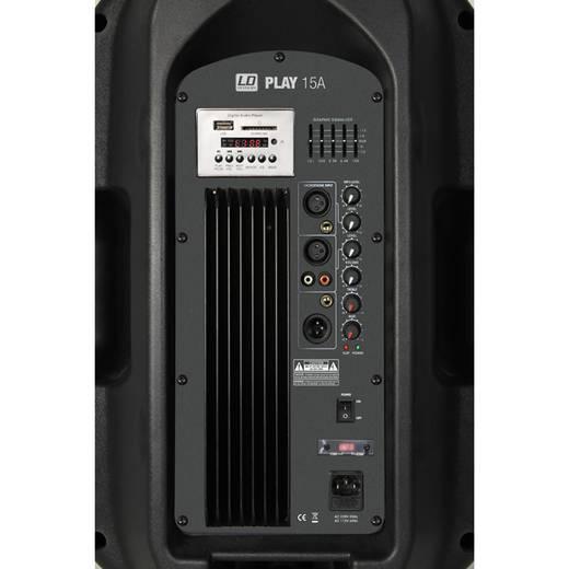 Aktiver PA Lautsprecher 38 cm 15 Zoll LD Systems LDPlay15A 220 W 1 St.