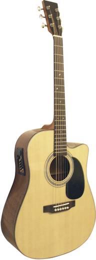 MSA JRW 9 E-Westerngitarre Cutaway