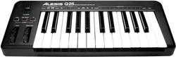 Image of MIDI-Keyboard Alesis Q25 Schwarz