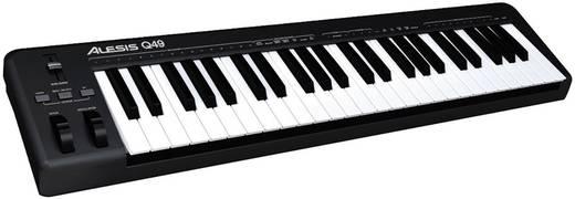 MIDI-Keyboard Alesis Q49 Schwarz