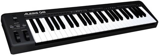 MIDI-Keyboard Alesis Q49