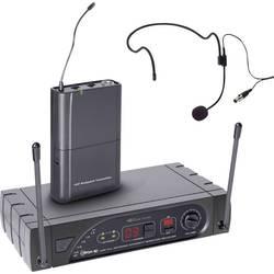 Bezdrátový mikrofon LD Systém ECO16BPH, headset