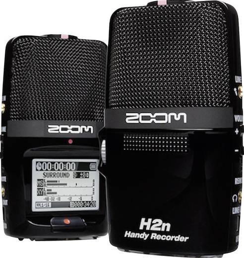 Mobiler Audio-Recorder Zoom H2n Schwarz