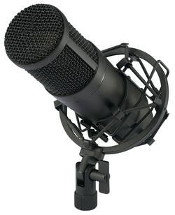 USB studiový mikrofon Renkforce CU-4