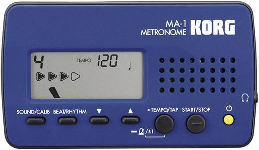 Metronom KORG MA-1 Blau