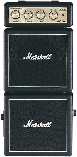 E-Gitarrenverstärker Marshall MS-4 Mikrostack Schwarz